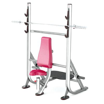 Panatta FIT EVO Olympic Shoulder Bench