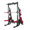 [1HP234A] Panatta FW HP Half Rack Base