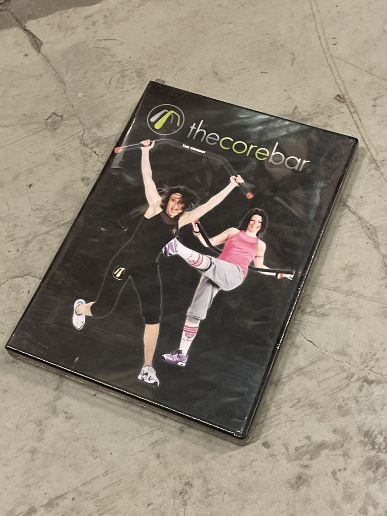 CoreBar at home DVD