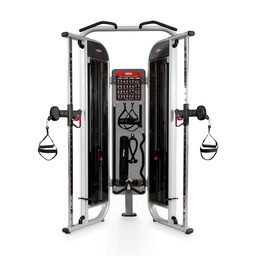 [1FE123] Panatta FIT EVO Dual Adj. Pulley Full