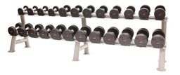 [54180.390S] GYM2000 Pro Pu Manual RackSet 2.5-30KG